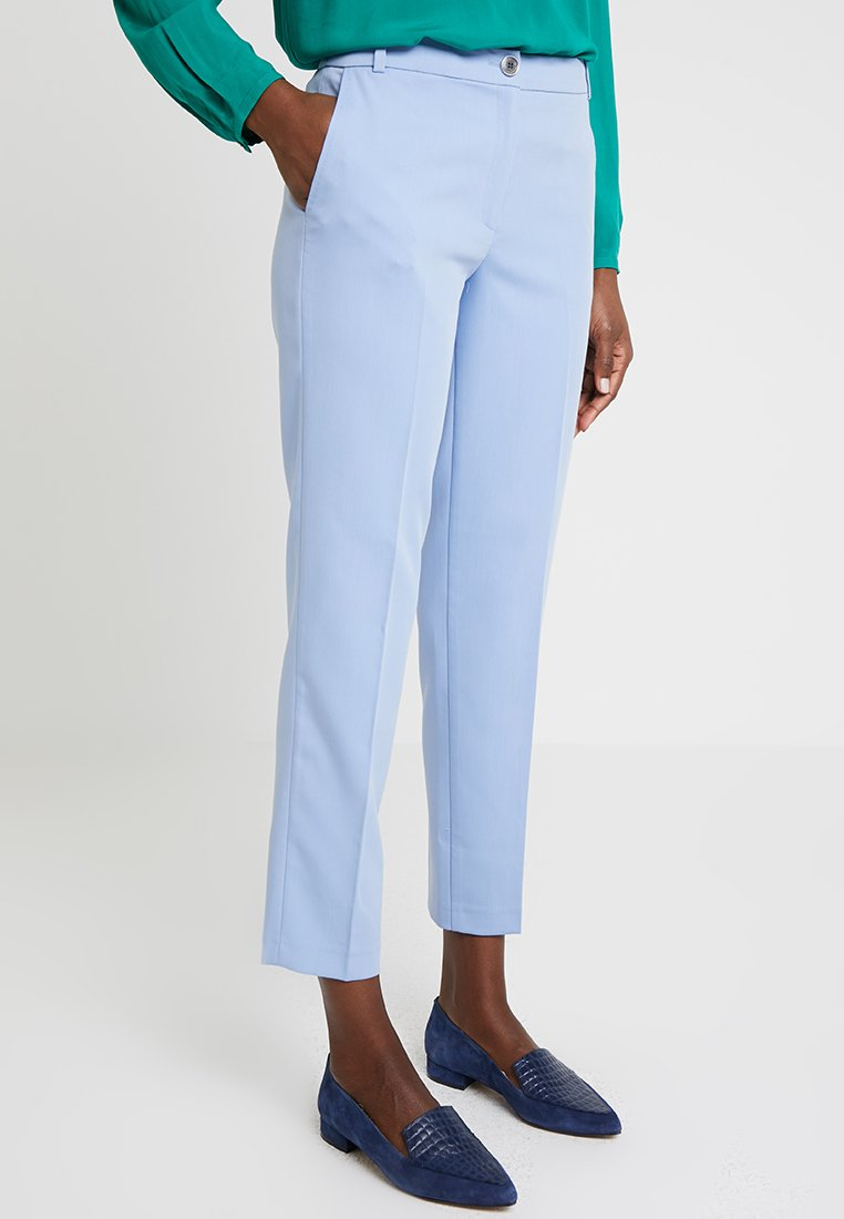 Esprit Collection - NEWPORT - Stoffhose - light blue