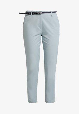 Chino kalhoty - dusty green