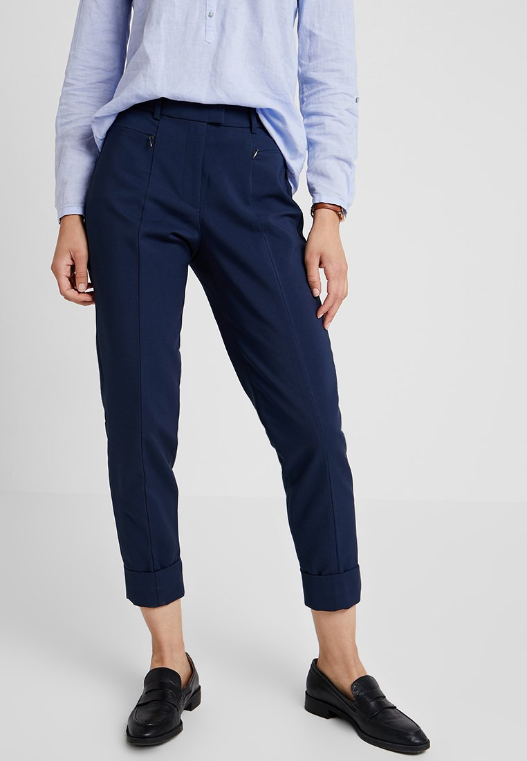 Esprit Collection - NEW YORK - Trousers - navy