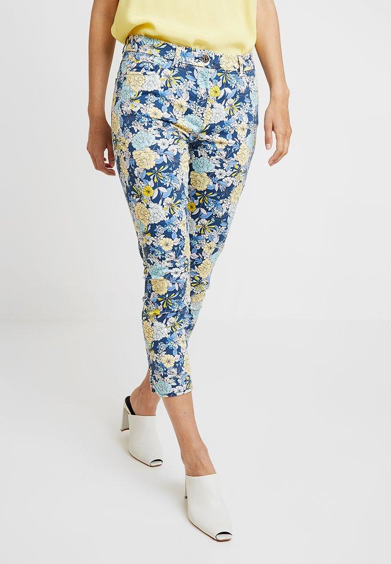 Esprit Collection - CAPRI  - Pantalones - dark blue