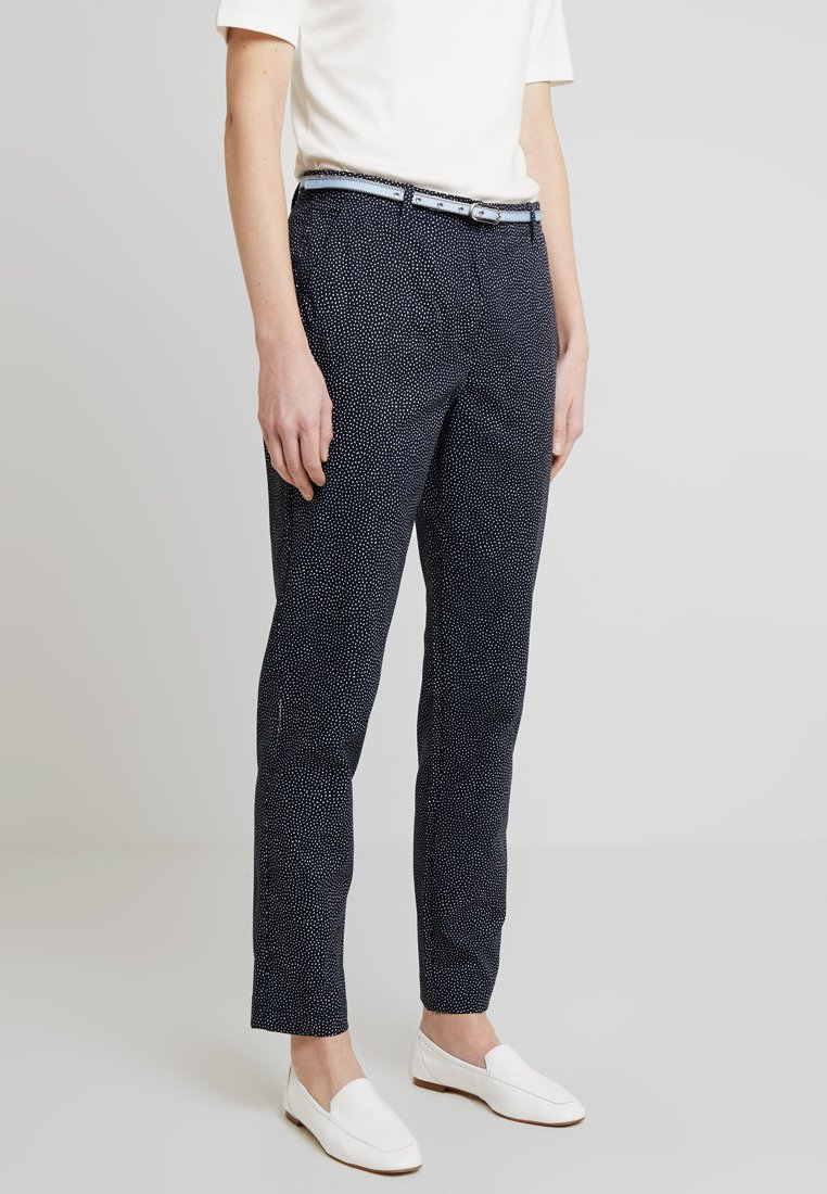 Esprit Collection - Pantalones chinos - navy