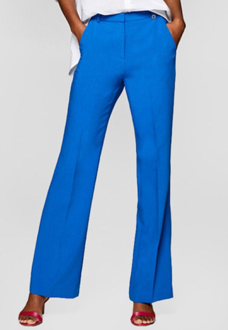 Esprit Collection - Stoffhose - bright blue