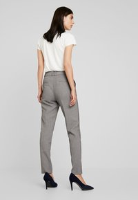 Esprit Collection - PANT - Tygbyxor - black - 2
