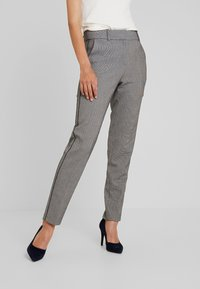 Esprit Collection - PANT - Tygbyxor - black - 0
