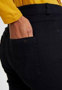 Esprit Collection - Spodnie materiałowe - black - 5