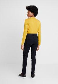 Esprit Collection - Spodnie materiałowe - black - 2