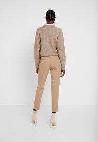Esprit Collection - NEW ORLEANS - Broek - camel - 2