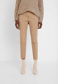 Esprit Collection - NEW ORLEANS - Broek - camel - 0
