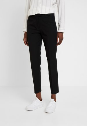 NEW ORLEANS - Trousers - black