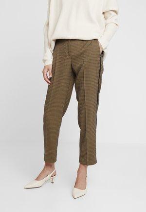 FORMAL - Pantalon classique - bark