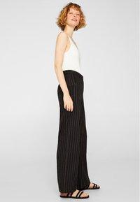 Esprit Collection - Trousers - black - 3