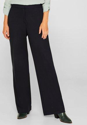 MIT STRETCH - Trousers - black