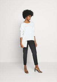 Esprit Collection - SLIM FIT - Bukse - black - 1
