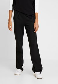 Esprit Collection - PANT - Pantaloni - black - 0