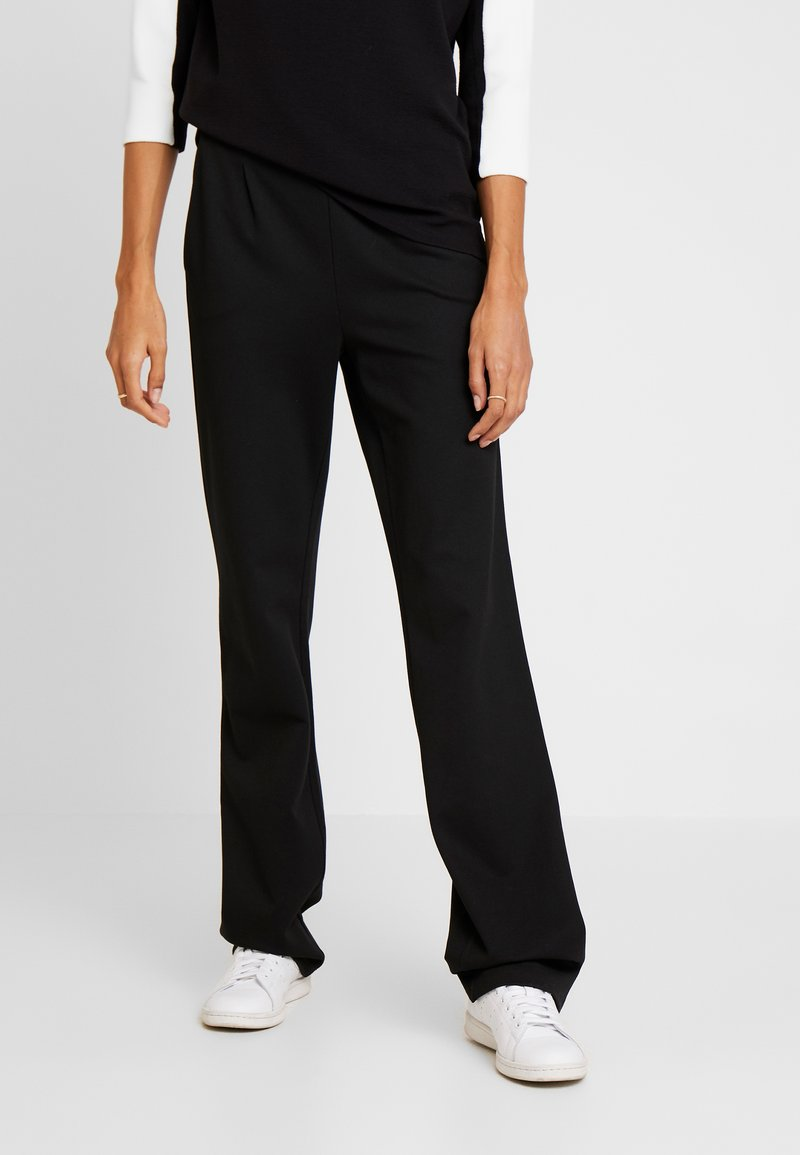 Esprit Collection - PANT - Stoffhose - black