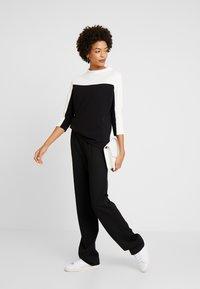 Esprit Collection - PANT - Pantaloni - black - 1