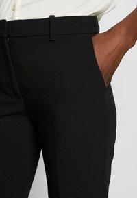 Esprit Collection - PERFEKT - Trousers - black - 4