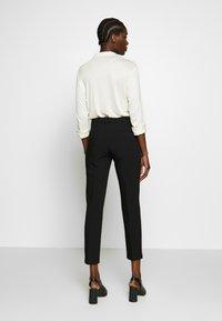 Esprit Collection - PERFEKT - Trousers - black - 2
