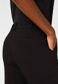 Esprit Collection - MIT TONIGEN STITCHINGS - Broek - black - 3