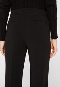 Esprit Collection - Pantalon classique - black - 4