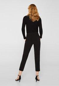 Esprit Collection - Pantalon classique - black - 2