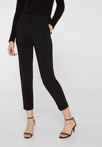 Esprit Collection - Pantalon classique - black - 3