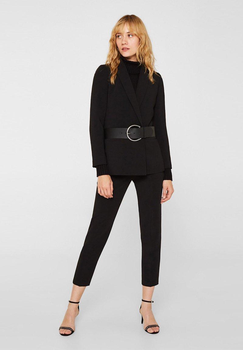 Esprit Collection - Pantalon classique - black