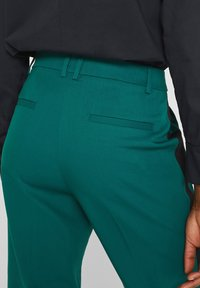 Esprit Collection - Trousers - bottle green - 3