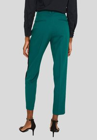 Esprit Collection - Trousers - bottle green - 2