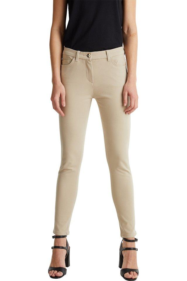 MLA-020EO1B314      OCS BI-STRETCH - Pantalones - beige