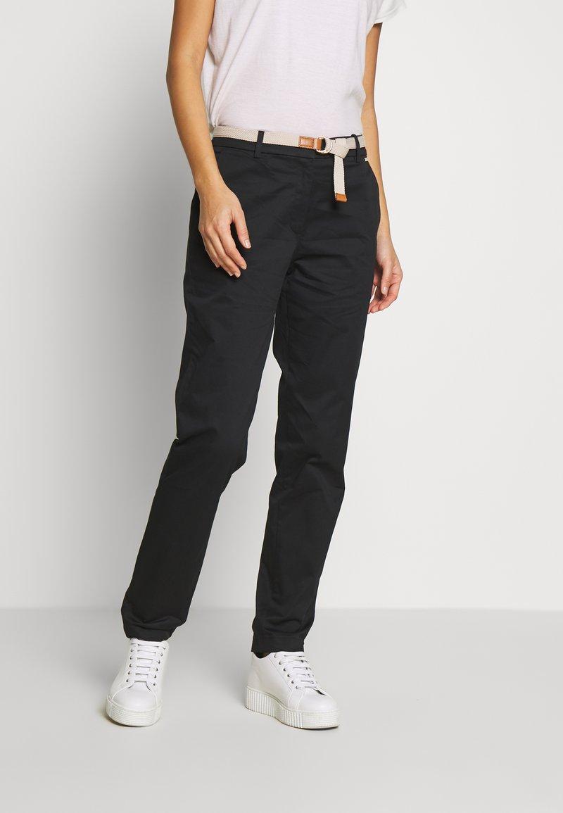 Esprit Collection - MLA-030EO1B308   - Bukse - black