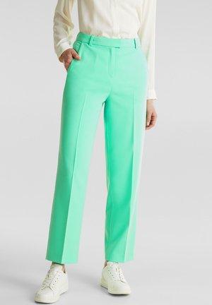 SHIMMER MIX + MATCH STRETCH-HOSE - Trousers - light green