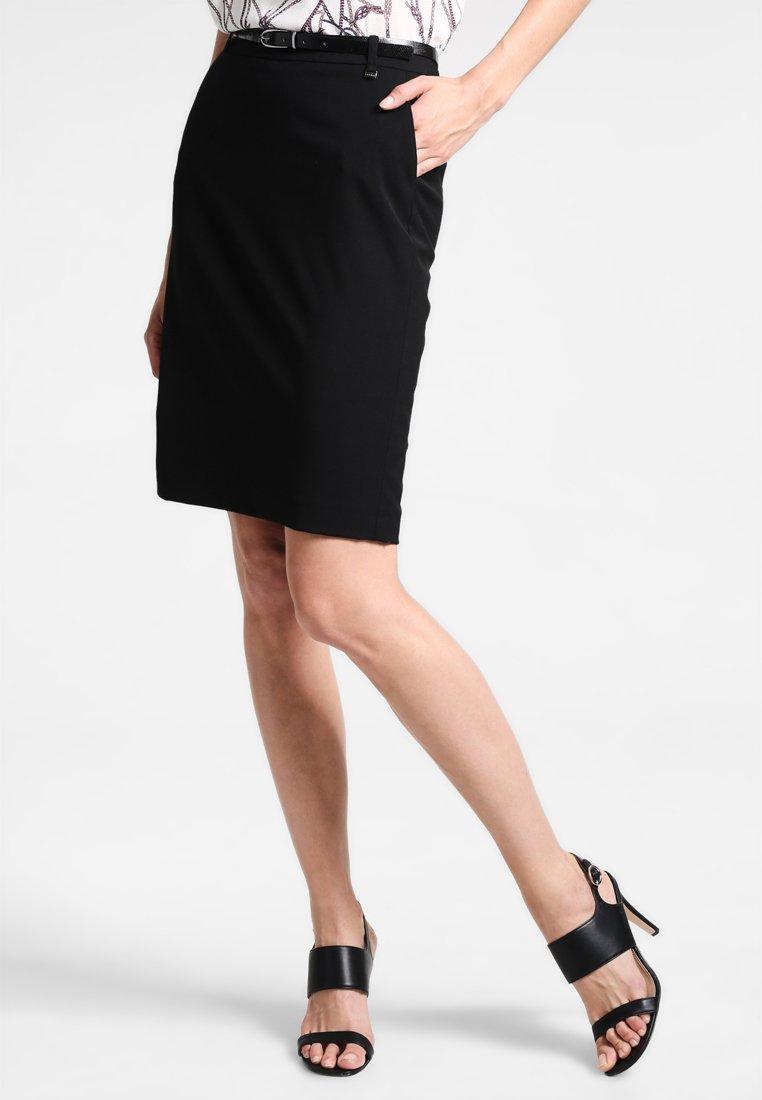 Esprit Collection - PURE BUSINESS - Blyantnederdel / pencil skirts - black
