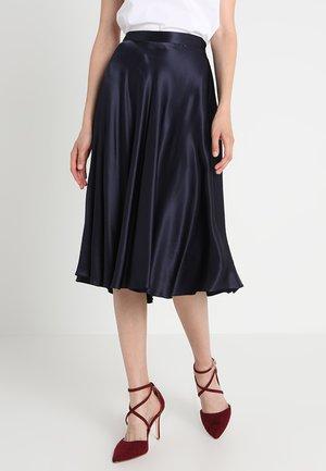 MATT SHINE - A-line skirt - navy