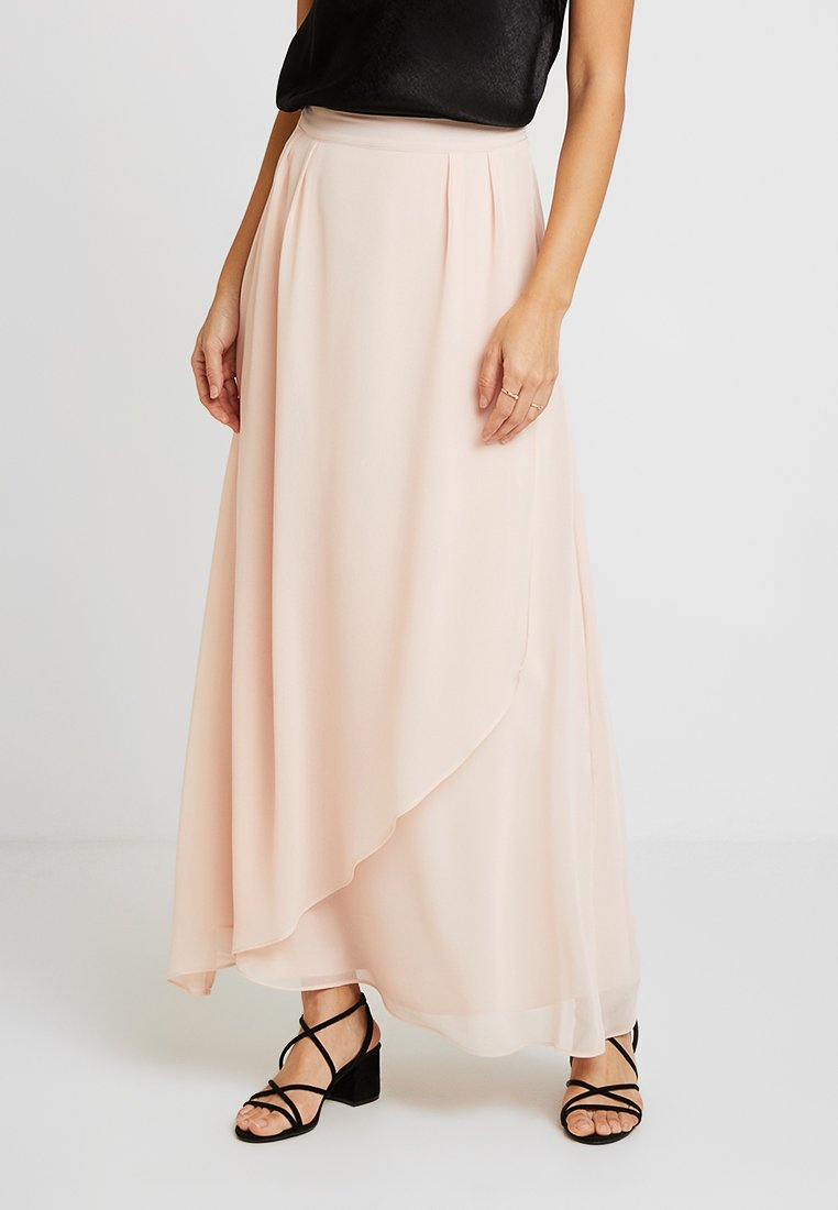 Esprit Collection - PLEATED  - A-Linien-Rock - light pink