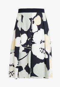 Esprit Collection - SHINY - A-line skirt - light aqua green - 3