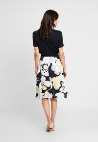 Esprit Collection - SHINY - A-line skirt - light aqua green - 2