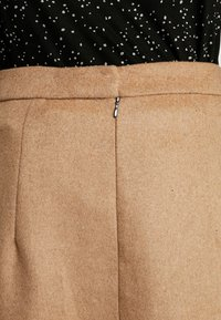 Esprit Collection - SKIRT - A-lijn rok - camel - 4