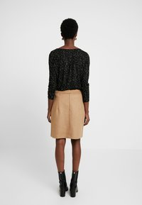 Esprit Collection - SKIRT - A-lijn rok - camel - 2