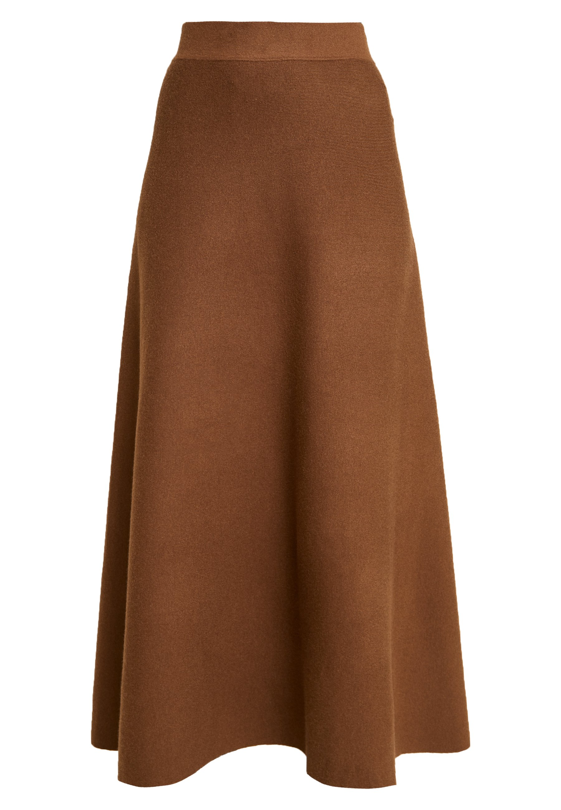 Esprit Collection A-linjekjol - Toffee