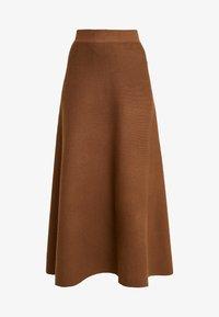 Esprit Collection - Áčková sukně - toffee - 3