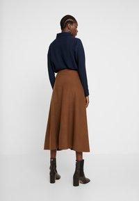 Esprit Collection - Áčková sukně - toffee - 2