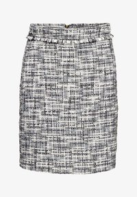 Esprit Collection - SKIRT - Jupe trapèze - black - 7