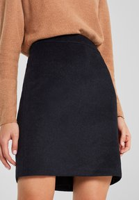Esprit Collection - A-line skirt - anthracite - 4