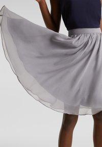 Esprit Collection - A-line skirt - grey - 4