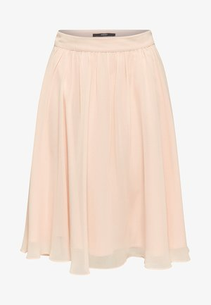 A-line skirt - pastel pink