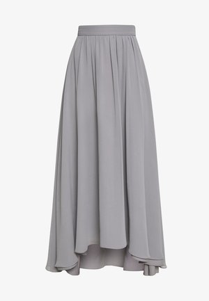 LUX FLUID  - Jupe longue - grey