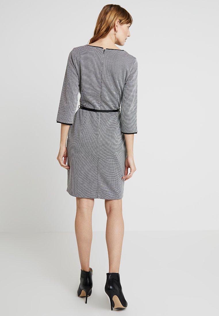 Esprit Collection Robe pull - noir black