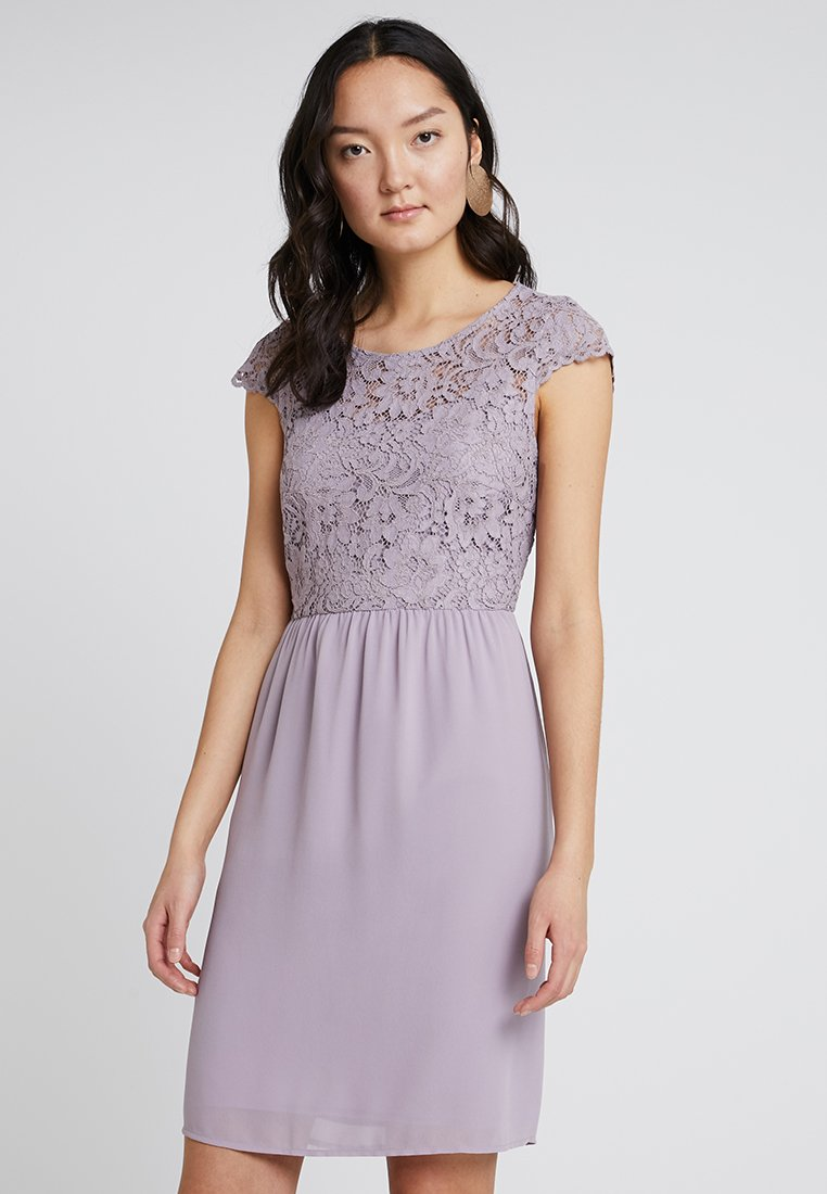 Esprit Collection - TONAL - Cocktailkleid/festliches Kleid - mauve