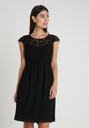 TONAL - Sukienka koktajlowa - black